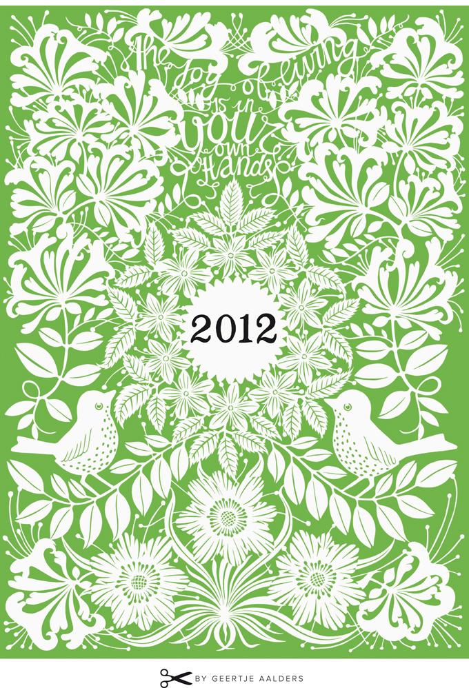 Geertje Aalders kerstkaartenCountdown-GRATIS-DOWNLOAD-2012-groot